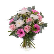 Bouquet of Anastasias and Roses